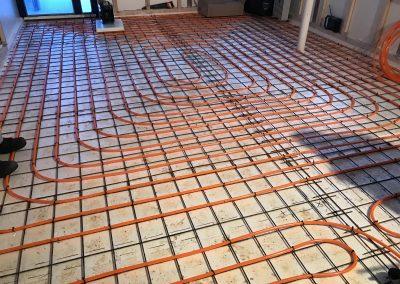 Muovitech lattialämmitys